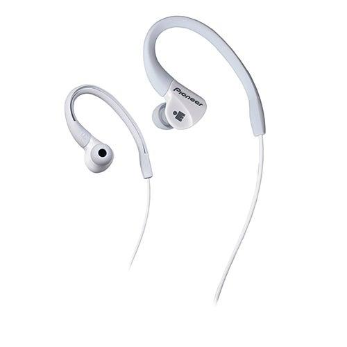 IronMan Sports Earphones, White