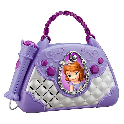 Sofia the First Singalong Boombox