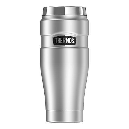Stainless King 16oz Travel Mug, Stainless Steel