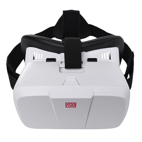 SkyMall Virtual Reality 3D Glasses Headset