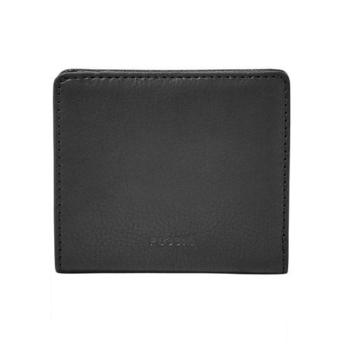 Emma RFID Mini Wallet, Black