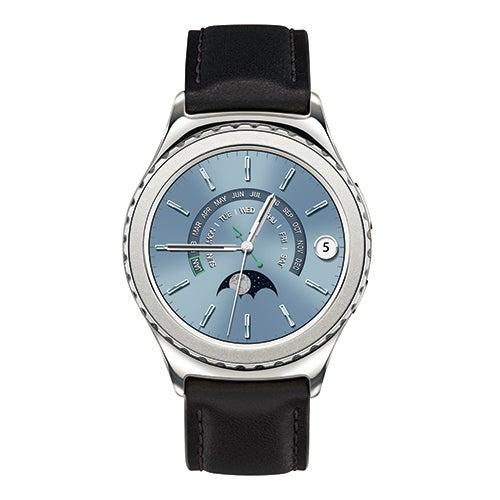 Gear S2 Classic Smartwatch, Platinum