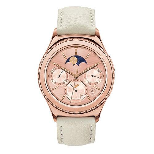 Gear S2 Classic Smartwatch, Rose-Gold