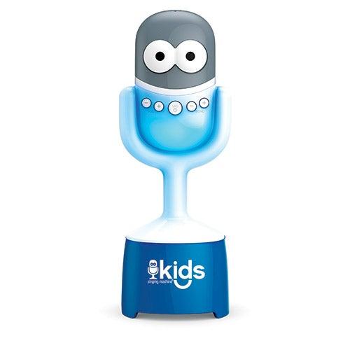 Kids Portable Bluetooth Speaker & Karaoke Mic