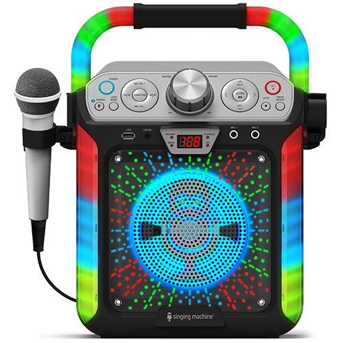 Groove Cube Karaoke Machine, Black