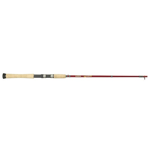 Stimula Spinning Rod, 2-Piece, 6ft 6in, Medium