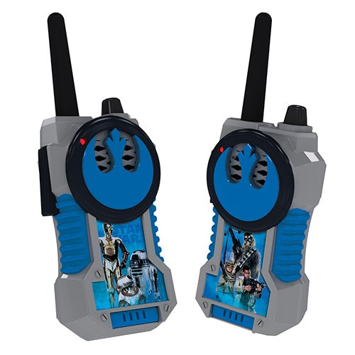 Star Wars Episode VII: FRS Walkie Talkies