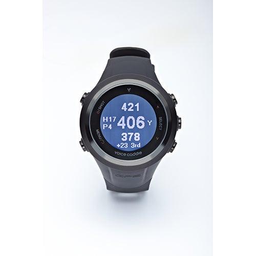 Hybrid Golf GPS Watch, Black