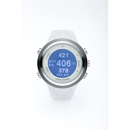 Hybrid Golf GPS Watch, White