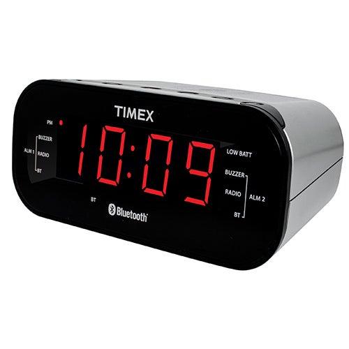 Bluetooth Dual Alarm Clock Radio