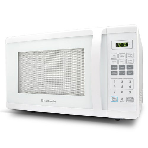 1.1 CFT Microwave Oven, White