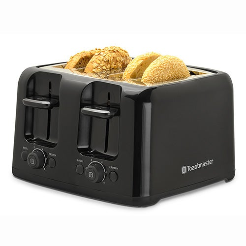 4 Slice Cool Touch Toaster