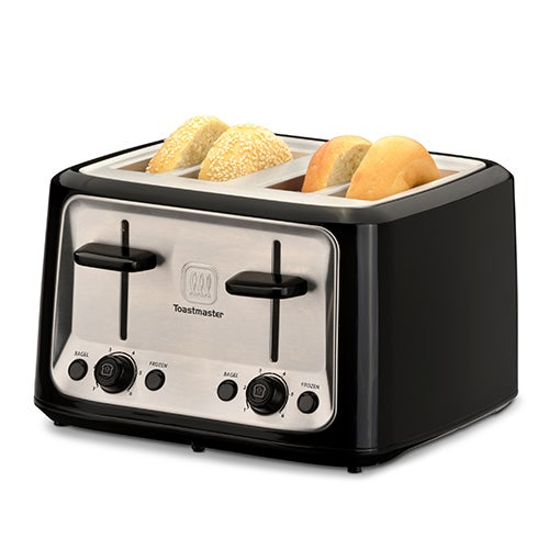 4-Slice Cool Touch Toaster