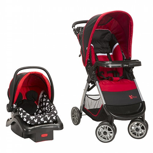Amble Travel System, Mickey Silhouette