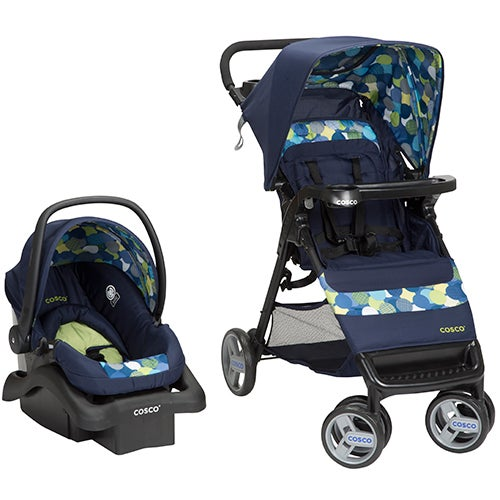 Simple Fold Travel System, Comet