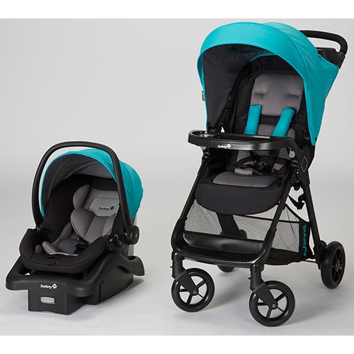 Smooth Ride Travel System, Lake Blue