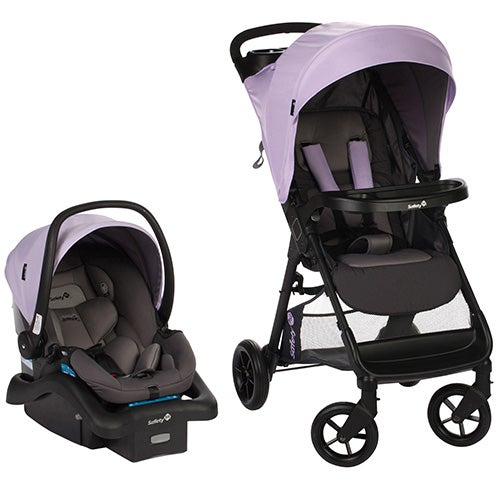 Smooth Ride Travel System, Wisteria