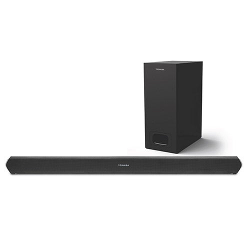 2.1 Channel Bluetooth Sound Bar w/ Wireless Subwoofer