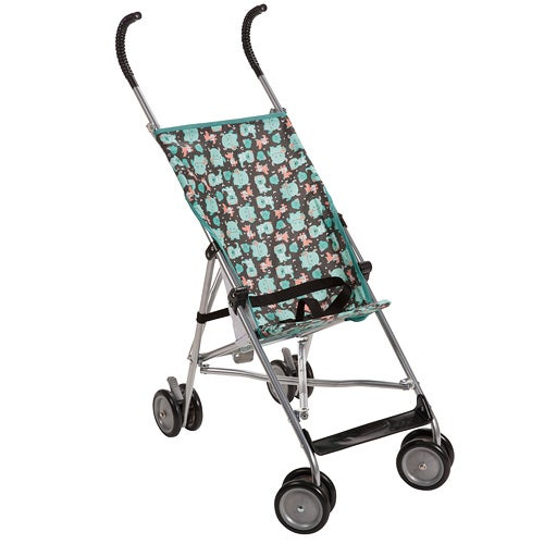 Umbrella Stroller Without Canopy, Sleep Monsters