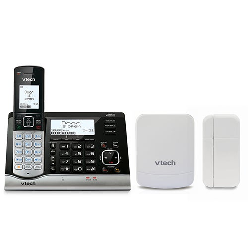 Wireless Monitor System w/ Telephone and Garage Door Sensor
