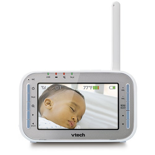 Teddy Bear Video Baby Monitor w/ Night Vision