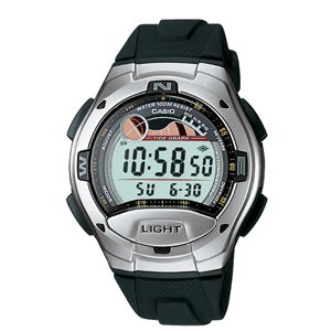 10 Year Battery Tide Graph Watch