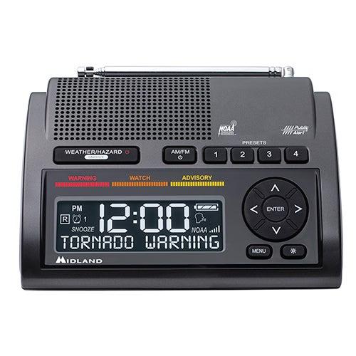 Deluxe NOAA Weather Radio