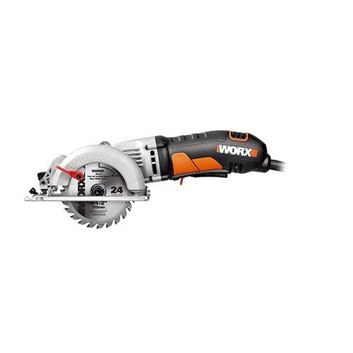 """4.5"""" WorxSaw Compact Circular Saw"""