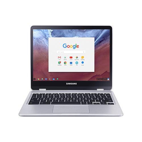"Chromebook Plus 12.3"" Laptop, Hexa-core 2GHz, 4GB Memory"