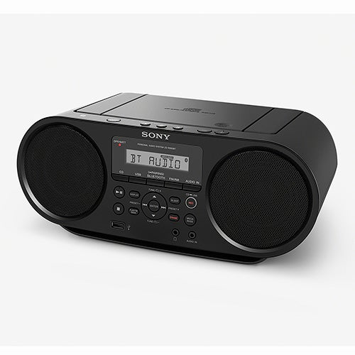 CD Boombox w/ Bluetooth and NFC