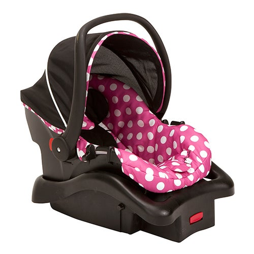 Minnie Dot Light N Comfy Luxe Infant Car Seat
